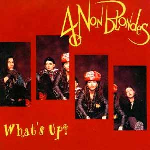 4 Non Blondes - What's Up - single cover