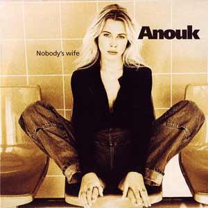 Anouk - Nobody's Wife - single cover