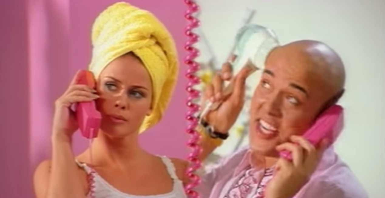 Aqua - Barbie Girl - Official Music Video