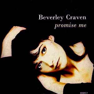 Beverley Craven - Promise Me - single cover