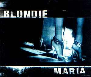Blondie - Maria - Official single cover