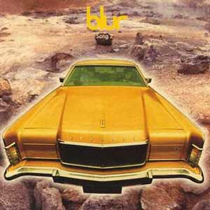 Blur - Song 2 - single cover
