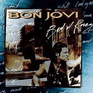 Bon Jovi - Bed Of Roses - single cover