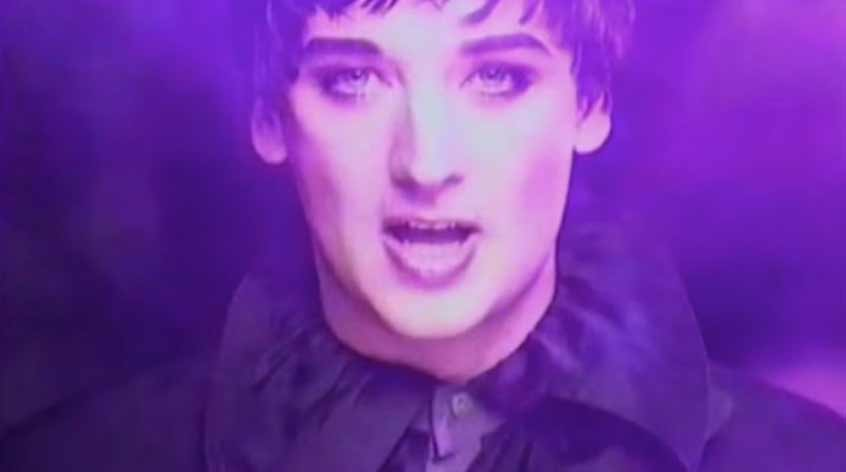 Boy George - The Crying Game - Official Music Video