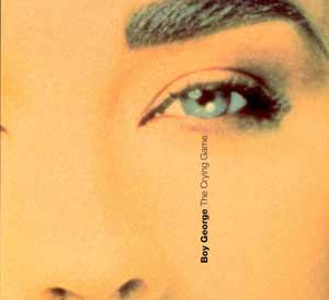 Boy George - The Crying Game - Single Cover