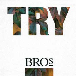 Bros - Try - single cover
