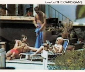 The Cardigans - Lovefool - single cover 1996