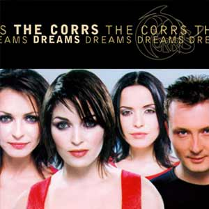 The Corrs - Dreams - single cover
