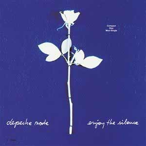 Depeche Mode - Enjoy the Silence - Single Cover