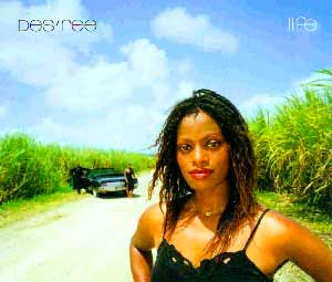 Des'ree - Life - Official single cover
