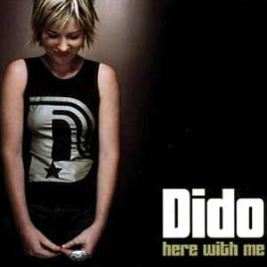 Dido - Here with Me - single cover