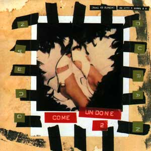 Duran Duran - Come Undone - single cover