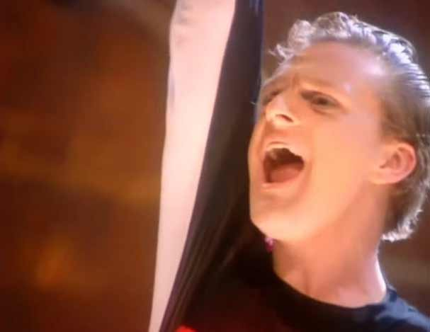 Erasure - Love To Hate You - Official Music Video
