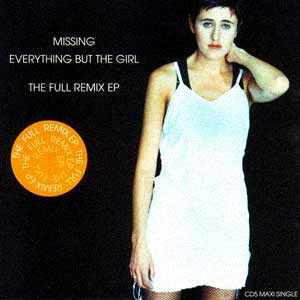 Everything But The Girl - Missing - single cover