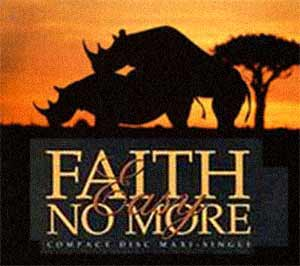 Faith No More - Easy - single cover