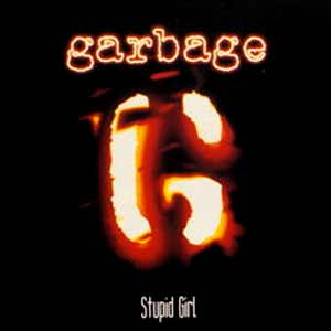 Garbage - Stupid Girl - single cover