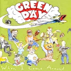 Green Day - When I Come Around - single cover