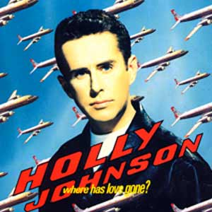 Holly Johnson - Where Has Love Gone - single cover