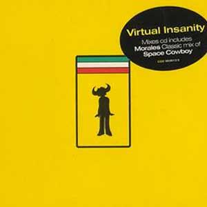 Jamiroquai - Virtual Insanity - Single Cover