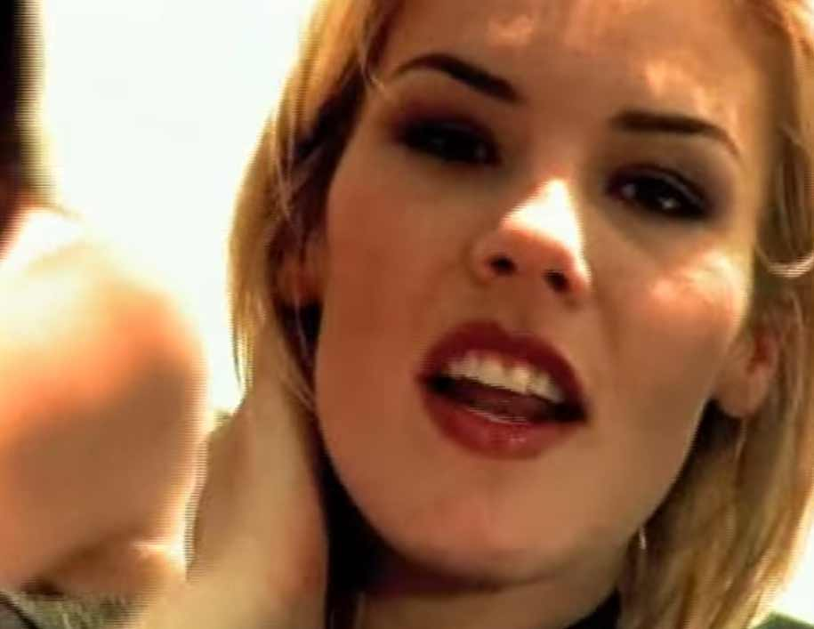 Jennifer Paige - Crush - Official Music Video