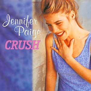 Jennifer Paige - Crush - single cover