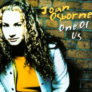 Joan Osborne - One Of Us - single cover