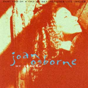 Joan Osborne - St. Teresa - single cover
