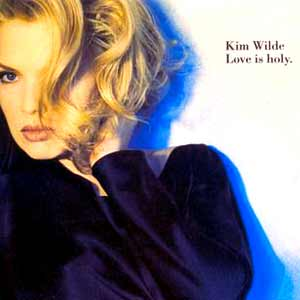 Kim Wilde - Love Is Holy - single cover