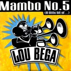 Lou Bega - Mambo No. 5 (A Little Bit of...) - single cover