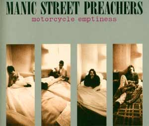 Manic Street Preachers - Motorcycle Emptiness - single cover