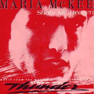 Maria McKee - Show Me Heaven - single cover