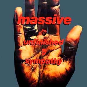 Massive Attack - Unfinished Sympathy - single cover