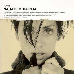 Natalie Imbruglia - Torn - single cover
