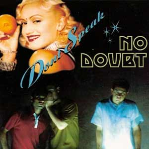 No Doubt - Don't Speak - Single Cover