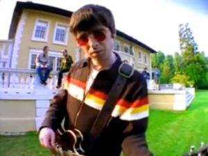 Oasis - Don't Look Back In Anger - Official Music Video