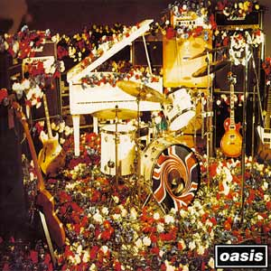 Oasis - Don't Look Back In Anger - single cover