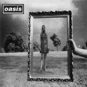 Oasis - Wonderwall- single cover