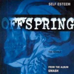 The Offspring - Self Esteem - single cover