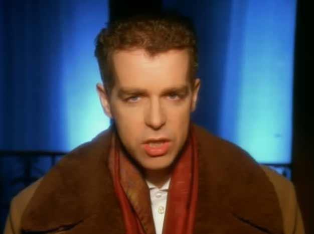Pet Shop Boys - Jealousy - Official Music Video