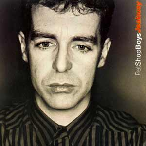 Pet Shop Boys - Jealousy - single cover