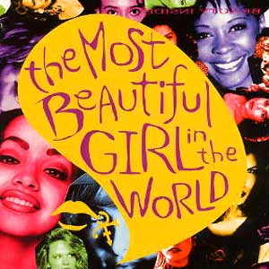 Prince - The Most Beautiful Girl in The World - single cover