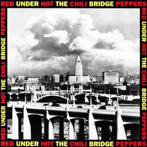 Red Hot Chili Peppers - Under The Bridge - single cover