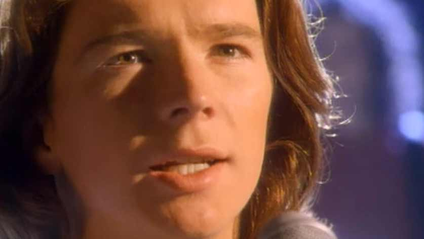 Rick Astley - Cry for Help - Official Music Video