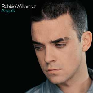 Robbie Williams - Angels - Single Cover
