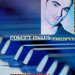 Robert Miles - Children - single cover