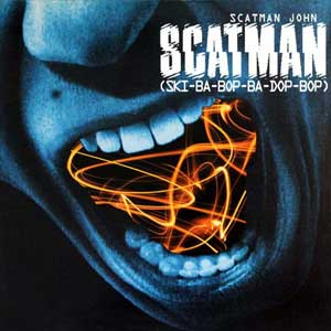Scatman John - Scatman (Ski Ba Bop Ba Dop Bop) - Single Cover