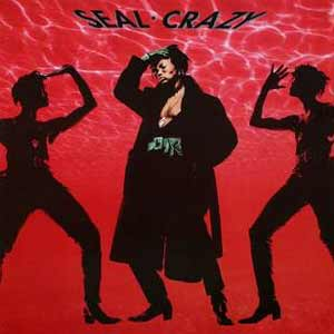 Seal - Crazy - single cover
