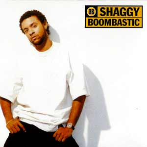 Shaggy - Boombastic - single cover