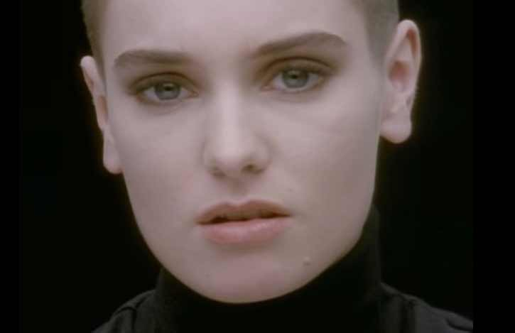 Sinéad O'Connor - Nothing Compares 2U - Official Music Video