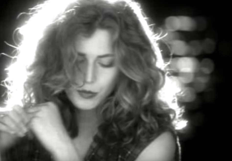 Sophie B. Hawkins - Damn I Wish I Was Your Lover - Official Music Video